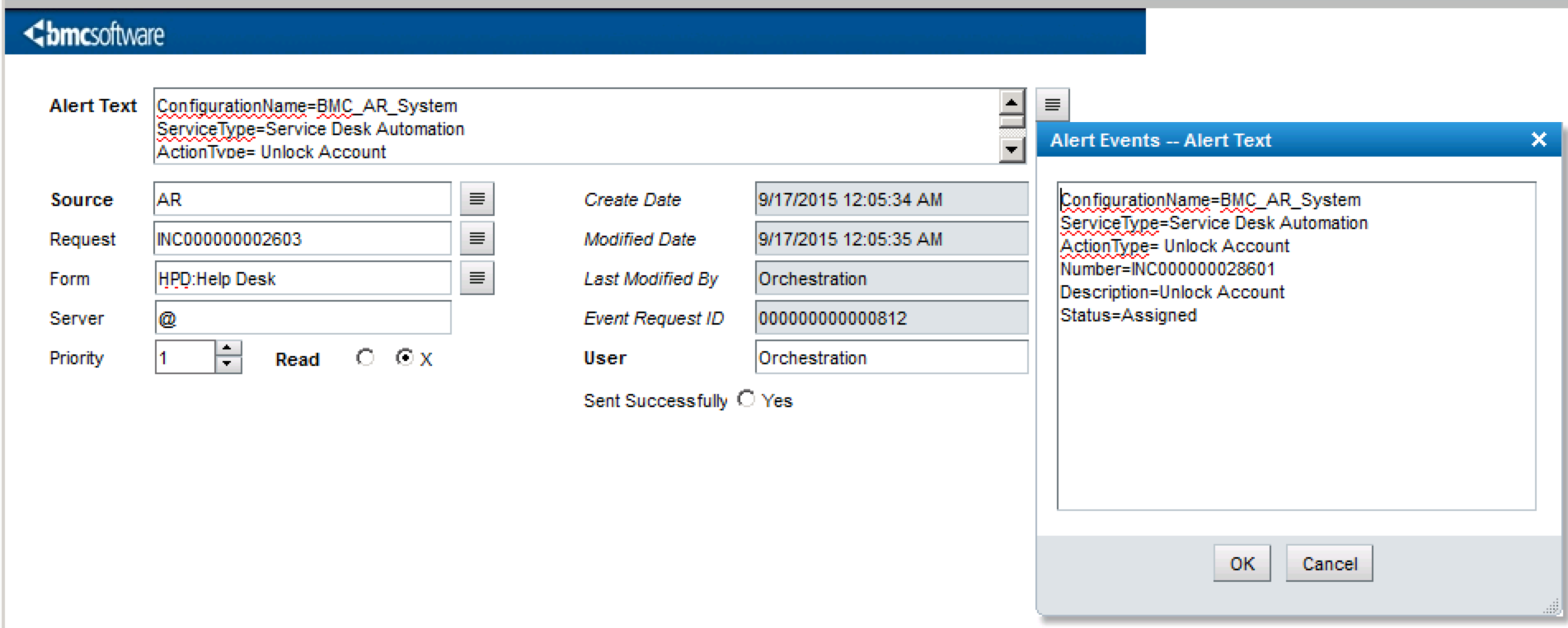 Getting started with BMC Service Desk Automation run book