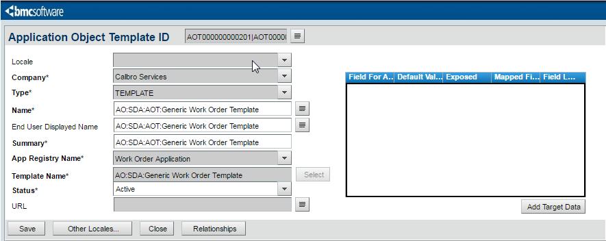 walkthrough creating a service request definition documentation