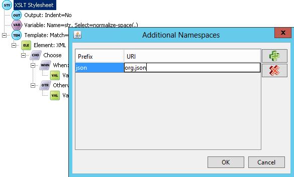 Configuring a workflow to convert JSON data to XML data - BMC Atrium