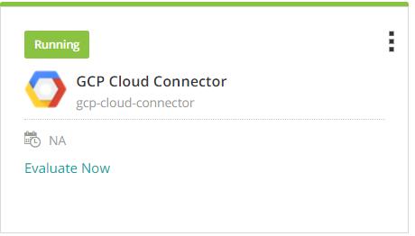 GCP On-Premise Connector - Documentation for TrueSight Cloud