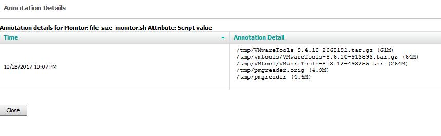 FileSizeMonitor for LINUX-UNIX - Documentation for BMC