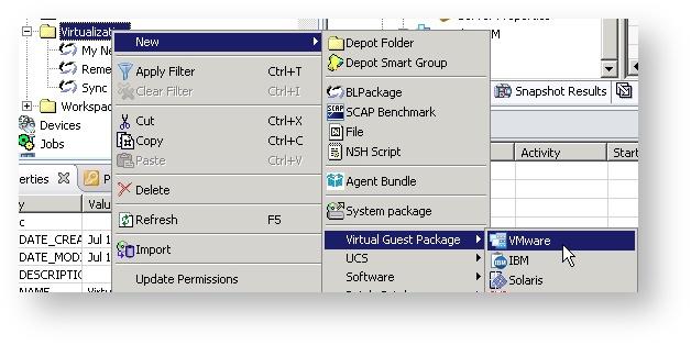 Walkthrough: Provisioning a Linux VM on VMware - Documentation for