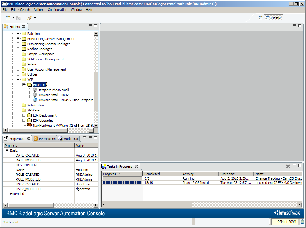 Example: Creating a VMware Virtual Guest Package - Documentation for ...