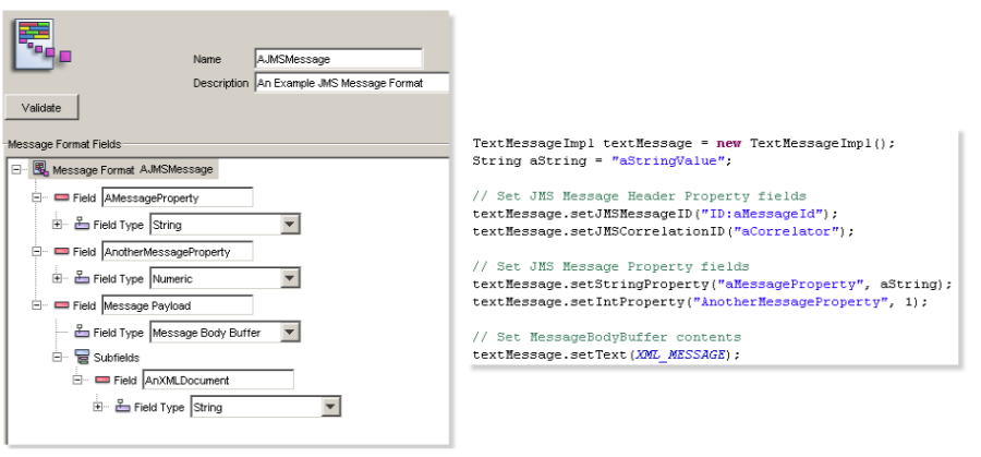 Sample JMS message format - Documentation for TrueSight