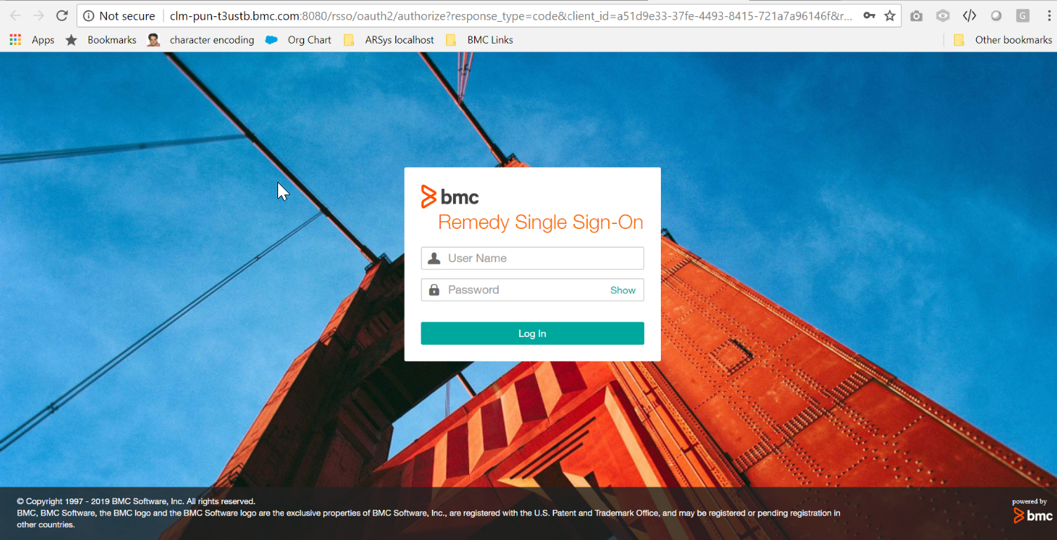 Using the REST API with Swagger - Documentation for BMC