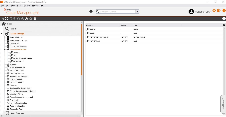 12 6 enhancements - Documentation for BMC Client Management