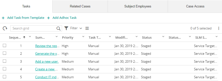 Task sequencing - Documentation for BMC Helix Business Workflows ...