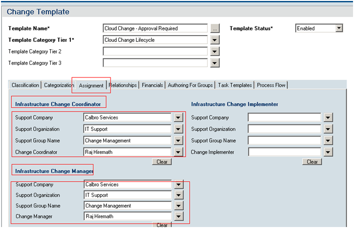 Verifying and updating the integration for the provider company ...