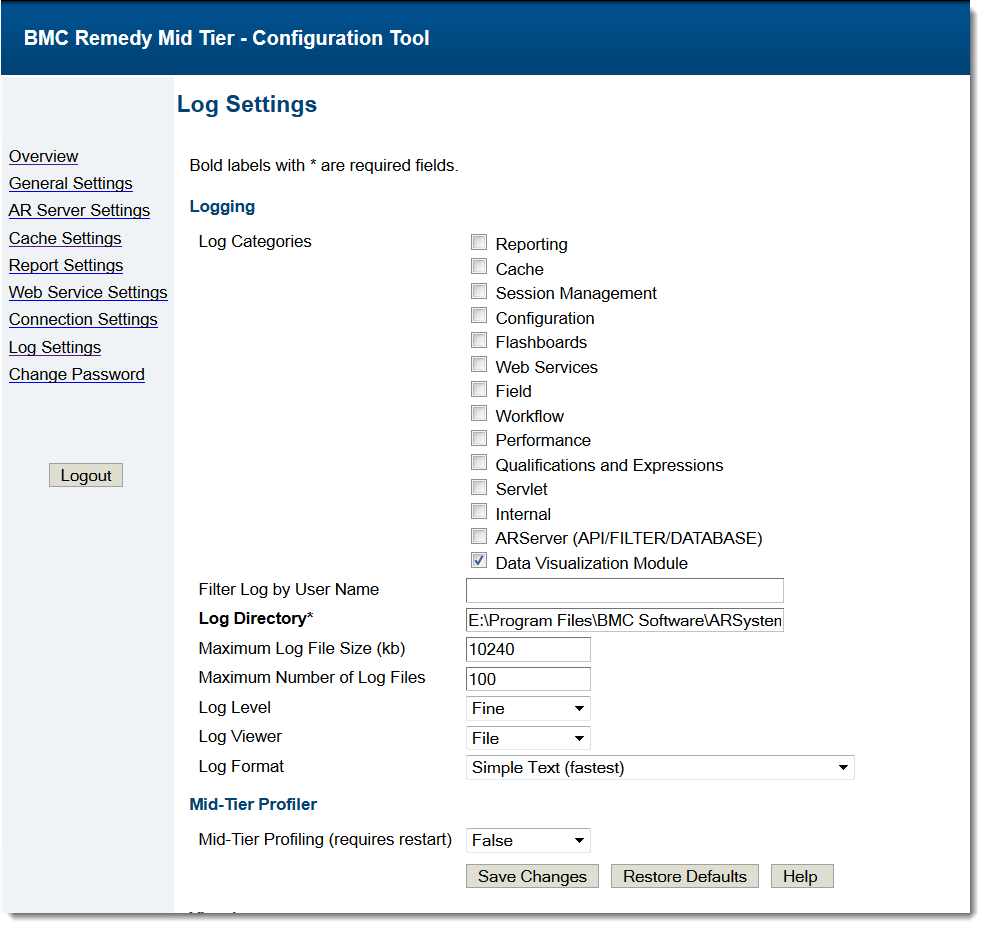 Debugging the remote Change Management integration - Documentation