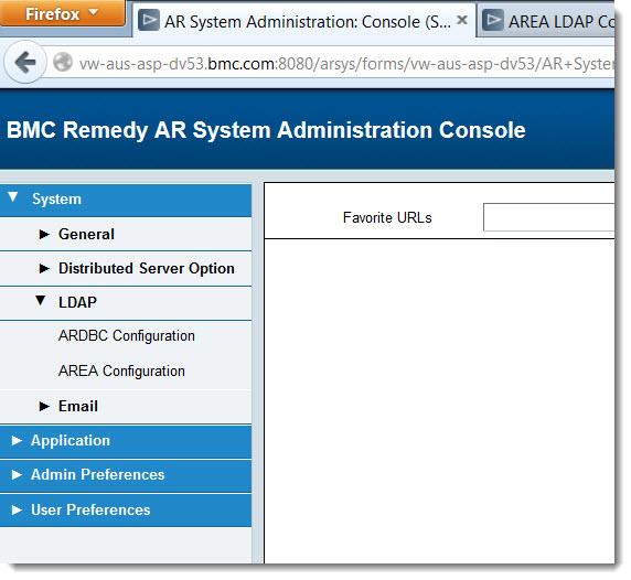 Integrating BMC Cloud Lifecycle Management With LDAP