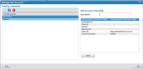 Setting up a Tenant ID, Client ID, and Client Secret for