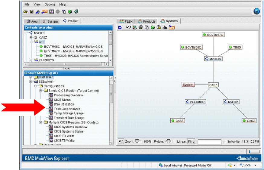 distributed cics configurations documentation for mainview for rh docs bmc com