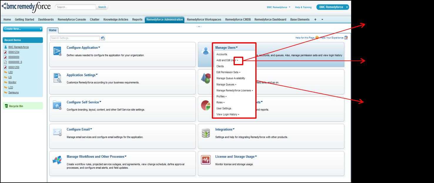 salesforce wiki application
