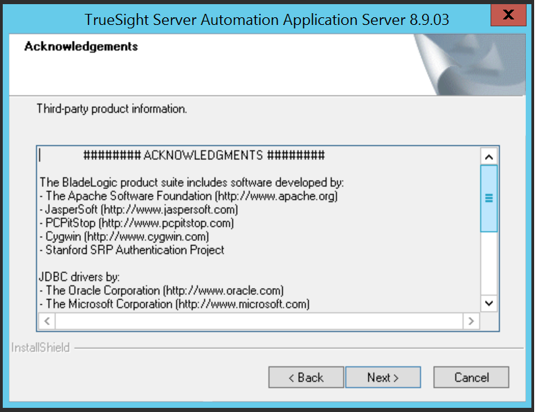Walkthrough: Installing individual components for Microsoft